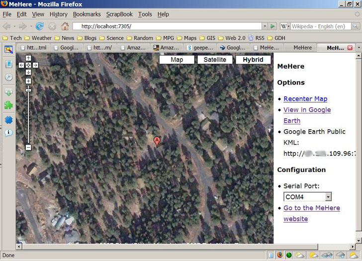 Real Time Gps Tracking For Google Earth Free Options I