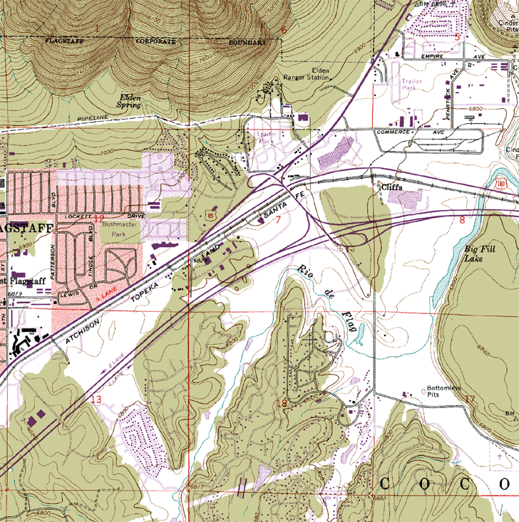 Updated USGS 24K Topographic Maps From The US Forest Service