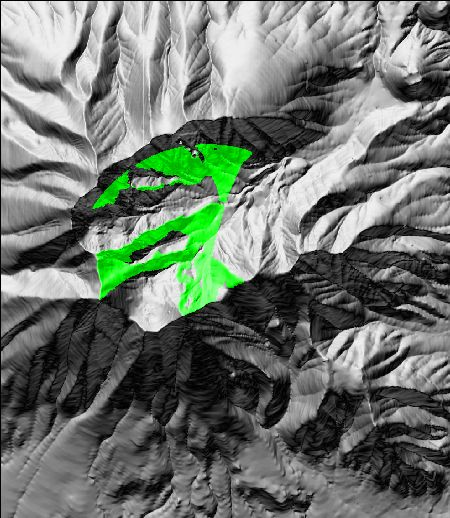 Converting Raster Area Images Into Polygon Shapefiles