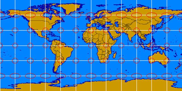 Online map projection viewers i tissotpc gumiabroncs Image collections