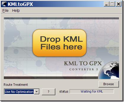 how to get kmz files onto garmin