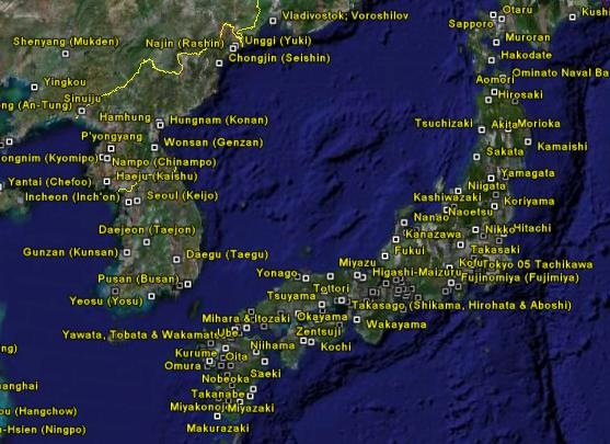 google maps europe