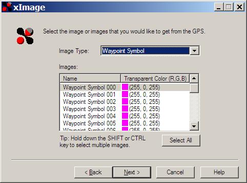 Creating Custom Waypoint Icons For Garmin GPS Units I