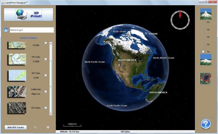 landprintinterface