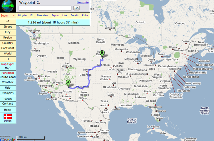 Easy Google Maps Route Creation With NetKvik on map icon, map with address numbers, map of battle of puebla mexico, map of alaska, map categories, map of dc capitol building, map grid reference, map of eldoret town, map provinces of sweden, map marker, map my road home, map login, map grid system, map of river oaks mall, map forms, map key, map london south kensington, map of georgia, map markings,