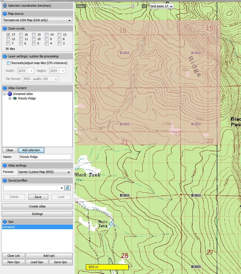 Raster Maps For Garmin And Magellan GPS Units, And Mobile