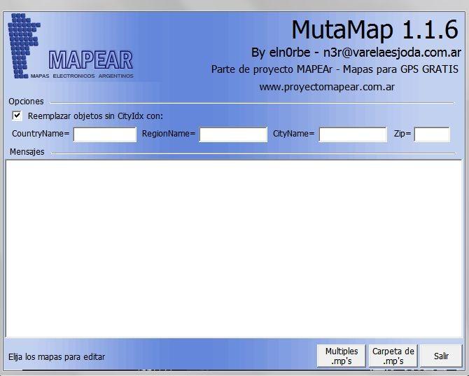 MutaMap