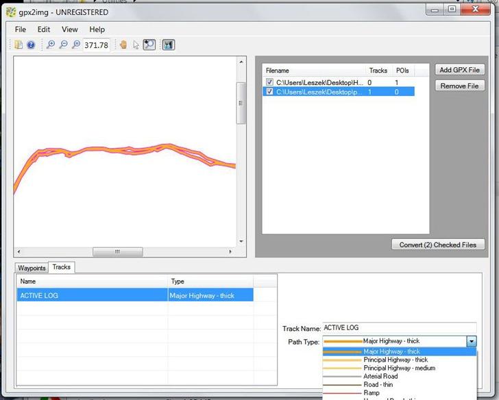 gpx2imgscreenshot
