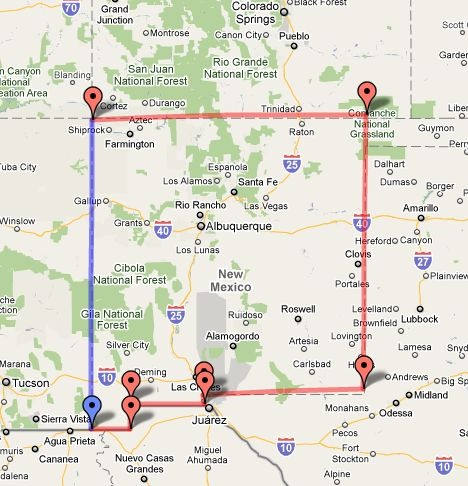 Draw A Polygon In Google Maps, Get The Enclosed Area