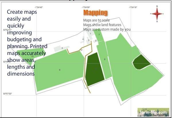 Create Your Own Farm Map With Farm-File Com